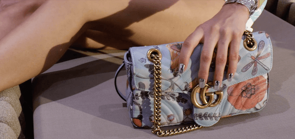 Luxe and fashion - Content creation | Création de contenu Gucci handbag