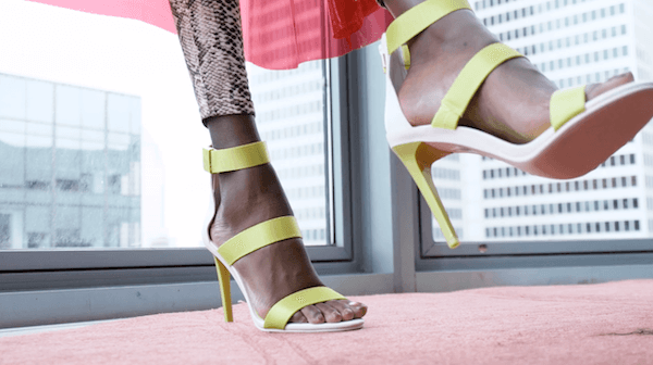 Luxe and fashion - Content creation | Création de contenu Gucci shoes