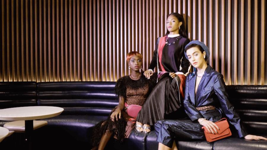Luxe and fashion - Content creation | Création de contenu women power
