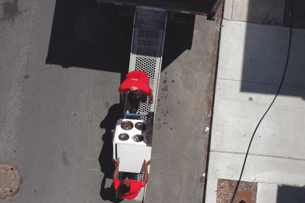 Corbeil Électro - Opération Récupération